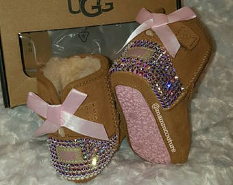 More colors. Infant Bedazzled Uggs ...