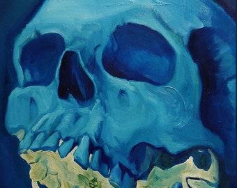 Skull Study 002