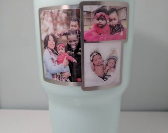 67ee453a76624 FREE SHIPPING in April   coupon code in description  Personalized Stainless  steel tumbler Yeti Ozark Your photos