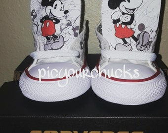 Toddler/Kids Vintage Mickey Mouse