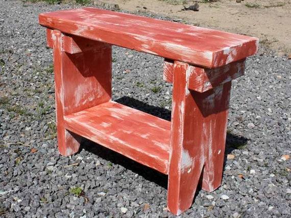 Grootmoeders schoenpoetsen bank houten bankje tuin bench etsy