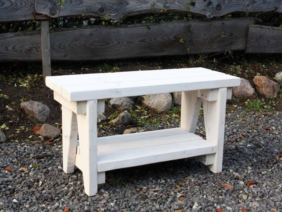 Outstanding Wooden Bench Shoe Bench Garden Bench White Bench Bench Oven Bench Flower Bench Hallside Bench Floorboard Garner Bench Solid Wood Country House Vintage Ncnpc Chair Design For Home Ncnpcorg