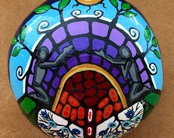 SWEATLODGE HEALING - Native American, Music Instrument, Rattle, Vibration, Healer, Prayer, Deer, Chant, Ceremony, Meditation - LIMITED