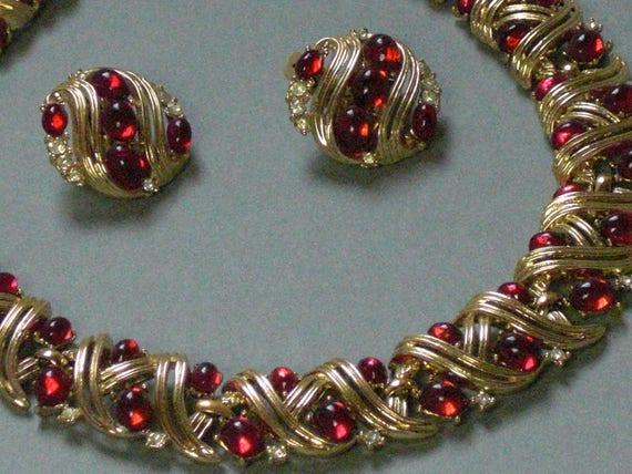 TRIFARI (175) 3-piece set: Necklace, Bracelet - E… - image 2