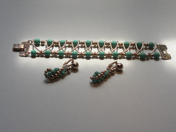 NAPIER Bracelet (88) - Earrings, signed NAPIER, ci
