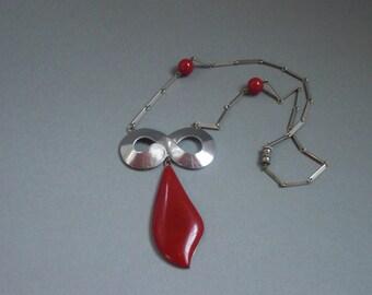 Necklace (114) ART DECO necklace circa 1930's