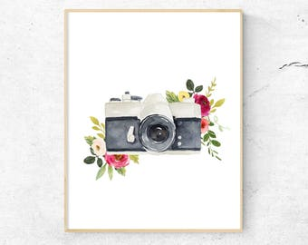 photograph about Camera Printable named Digital camera printable Etsy