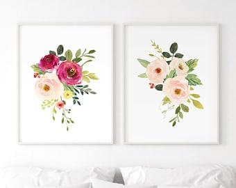 Floral Decor Etsy