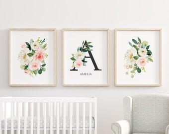 Floral name | Etsy