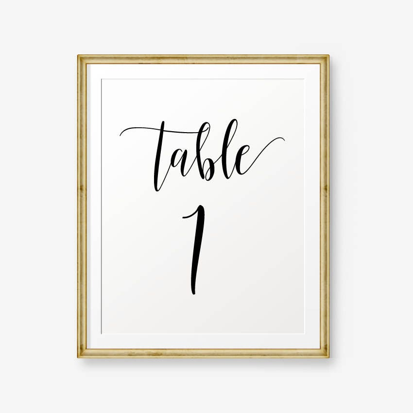 picture regarding Free Printable Table Numbers 1-30 called Marriage Desk Figures 1-30 printable, Marriage ceremony Desk Quantities