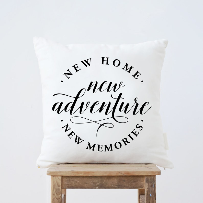 housewarming gift In This House we will Serve the Lord Handmade in the USA home decor throw pillow calligraphy cushion cover wedding gift engagement present Throw Pillow