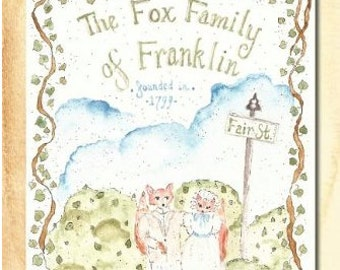 Fox Family of Franklin