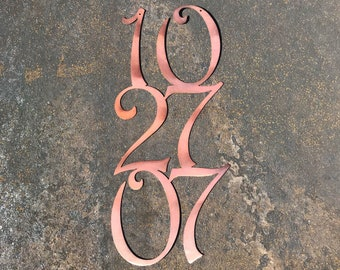 86e925584653 Custom Steel Anniversary Dates