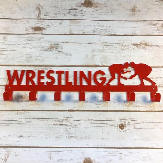 Wrestling Medal Hooks