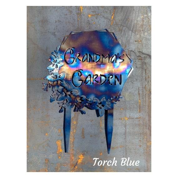 Custom Metal Garden Stakes | Memorial Garden Sign | Mother's Day Gift | Gift For Mom | Gift For Grandma