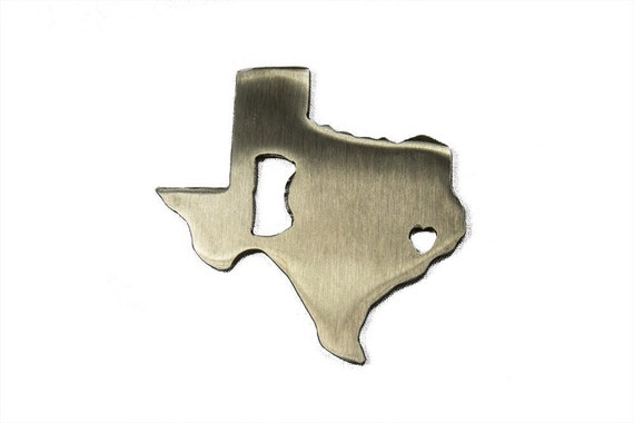 Texas Bottle Opener