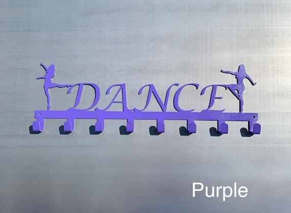 Personalized Dance Medal Holder | Gift For Dancer | Custom Dance Medal Display | Dance Accessories | Dancing | Dancer |  Dance Gifts