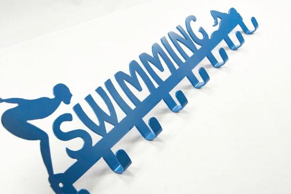 Swim Medal Display Hooks