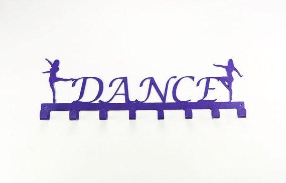 Dance Medal Holder | Gift For Dancer | Custom Dance Medal Display | Dance Accessories | Dancing | Dancer |  Dance Gifts