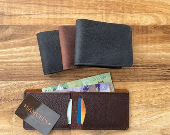Mens  Wallet - Kodiak Leather