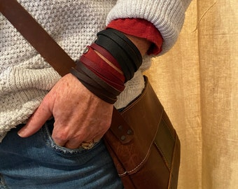 Wrist Wrap - Kodiak Leather