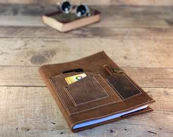 Journals and Pen Holders