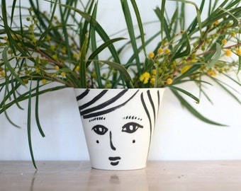 Laura Friend, Porcelain Planter