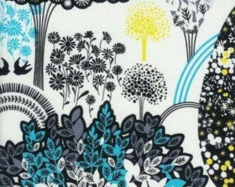 Lemon Grove by Alice Kennedy for Timeless Treasures Fabric OOP VHTF BTY