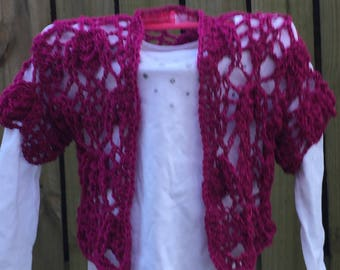 Sparkle Pink Jacket