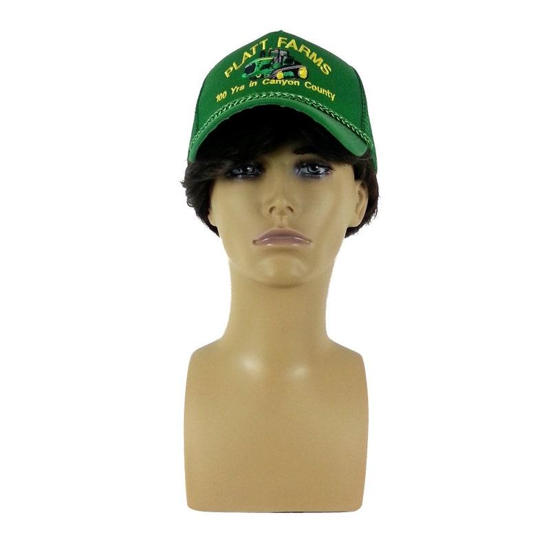 8efee766cb2101 90s Baseball Hat / trucker dad hat snapback mesh back netting | Etsy