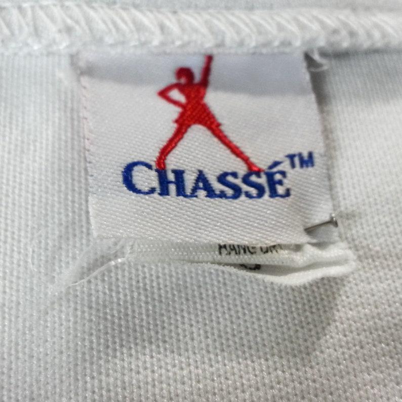 a42290830e2de Vintage Cheerleader Jacket Small   track color block vintage