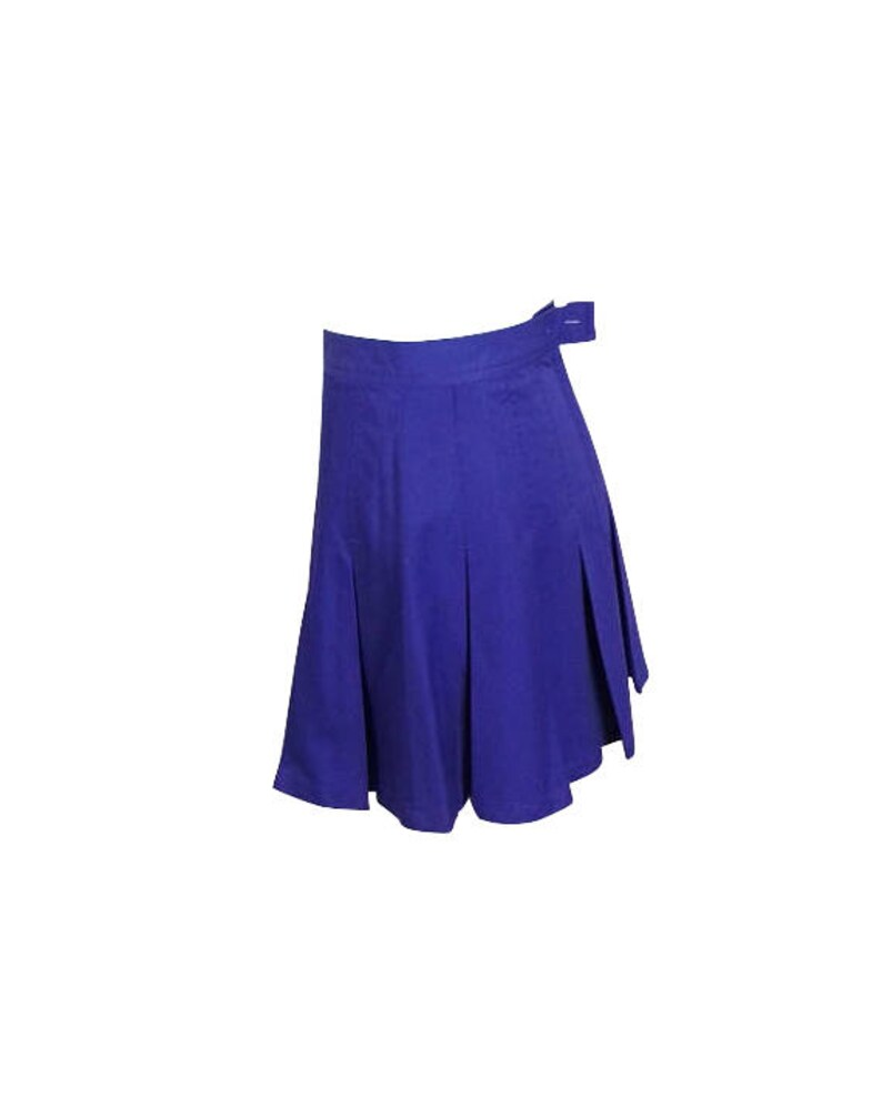 053ee8c89 Purple Tennis Skirt XS / mini pleated cheerleader sporty 90s | Etsy