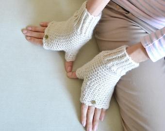 knit fingerless gloves arm warmers winter gloves birthday gift for her knitted gloves fingerless mitts travel gift hand warmers