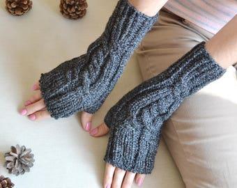 knit gloves birthday gifts|for|her fingerless gloves travel gift arm warmers winter gloves wife gift womens gloves fingerless mittens