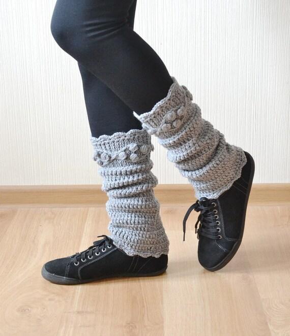 Beinlinge Frauen Knöchel Stulpen stricken Stulpen Frauen Boot   Etsy