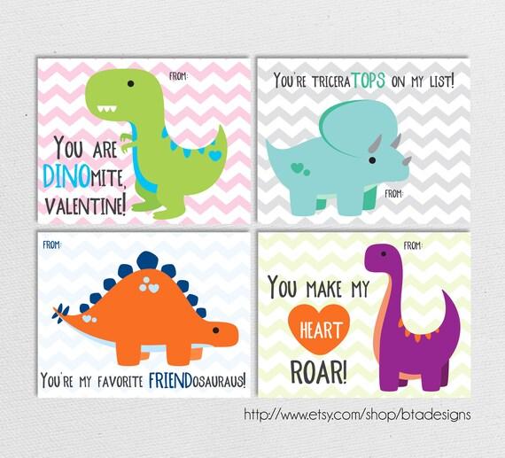 valentine card design dinosaur valentine card printable