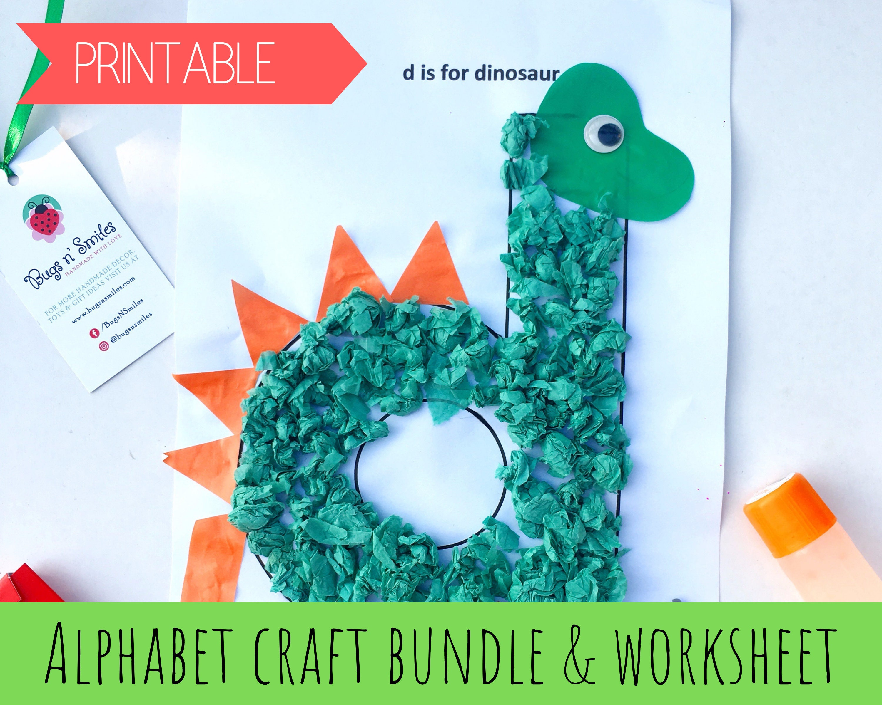 Alphabet Worksheets For Preschoolers Alphabet Crafts For Kindergartener Alphabet Craft Printables Abc Crafts For Toddlers Teacher Aid