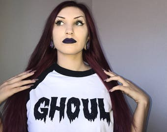 GHOUL Baseball Tee - Multiple color options