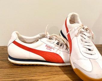 disculpa limpiar Mucama  Vintage puma shoes   Etsy