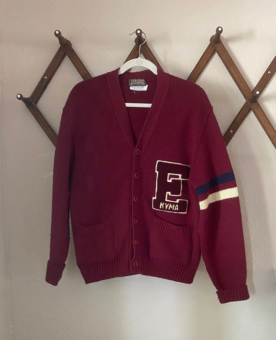 70s Varsity Sweater - Bloomingdale's Saturday's Ge