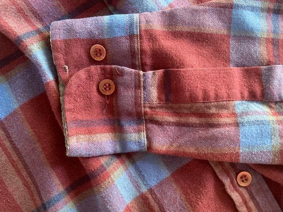 Vintage Coleman Flannel Shirt - Vintage Flannel B… - image 5