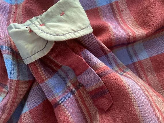Vintage Coleman Flannel Shirt - Vintage Flannel B… - image 6