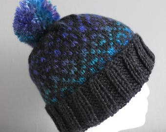 Ombre Hat