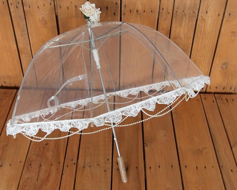 Wedding umbrella image 0