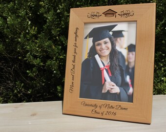 Class Of 2016 Frame Etsy
