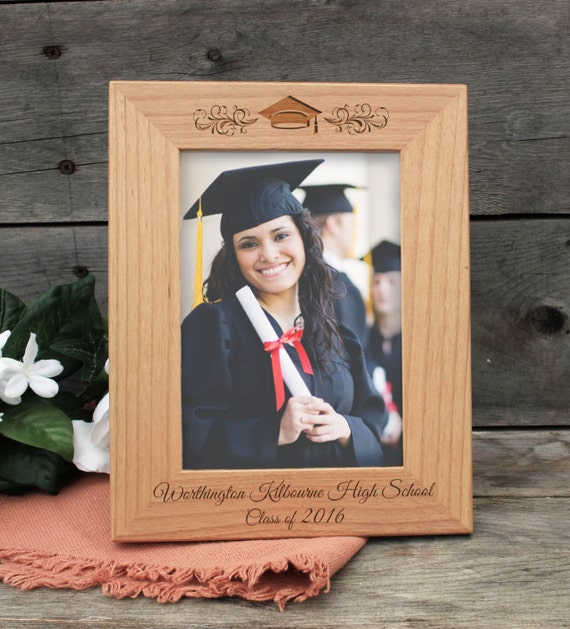 Graduation Day Picture Frame, Class of 2016, A day to be remembered ...