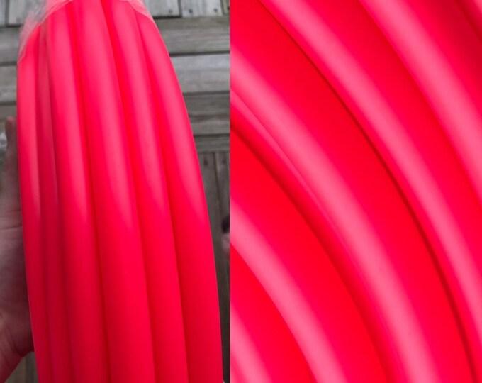 UV Pink Hula Hoop (Polypro, 5/8th)