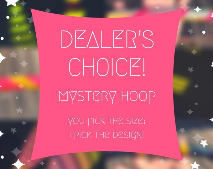 Dealer's Choice Mystery Hoop (Read Description)