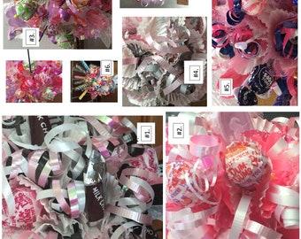 Custom Lollipop Bouquet - Your Choice of Colors