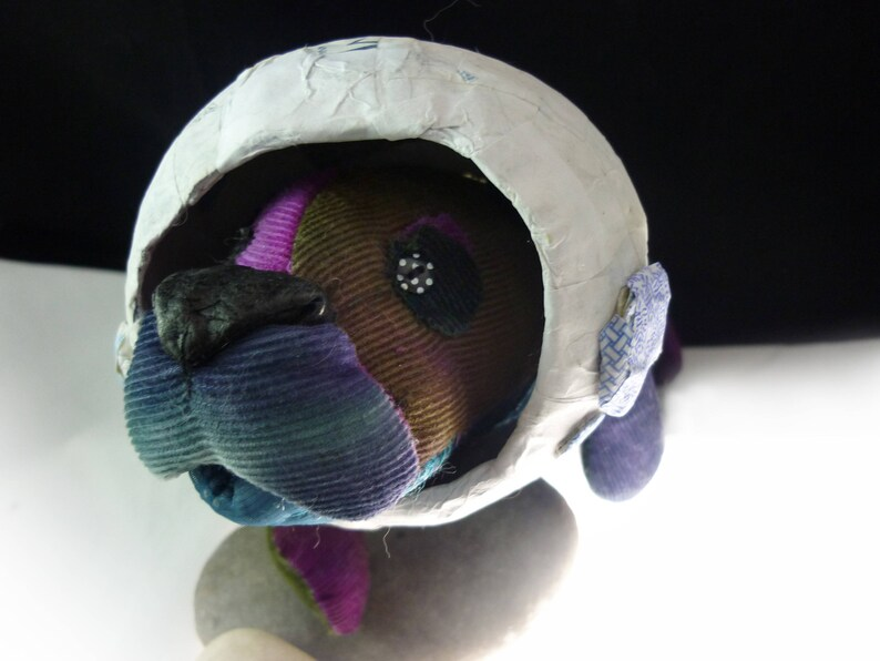 Astrid the AstronOtt stuffed otter going to Otter Space image 0
